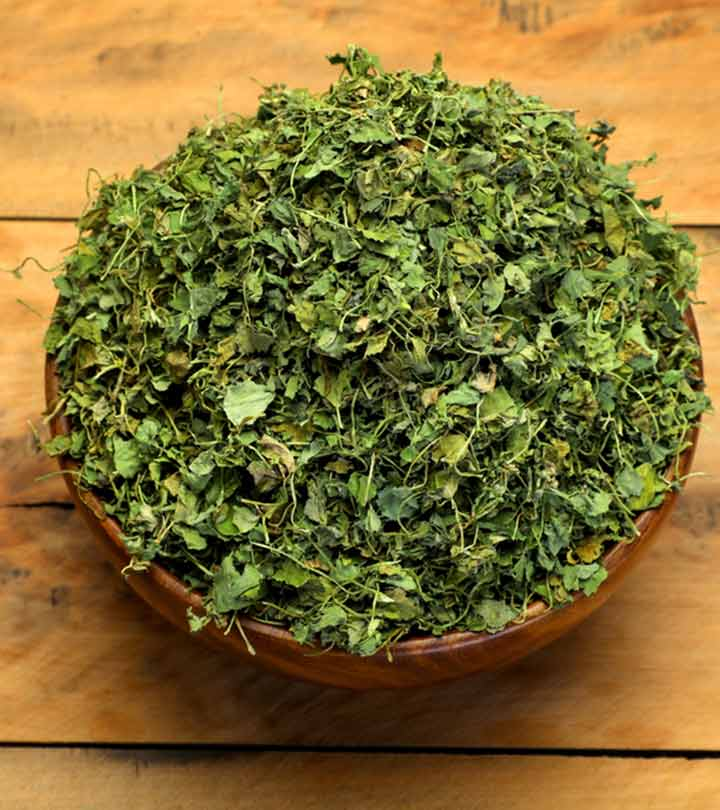 Dried Fenugreek Leaves Benefits and Side Effects in Bengali