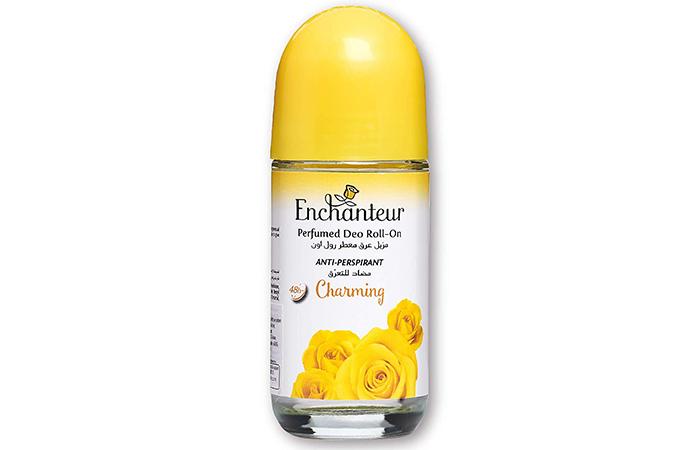 Enchanteur Charming Perfumed Deo Roll-On