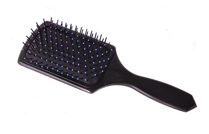 FOK Rectangular Cushion Paddle hair Brush
