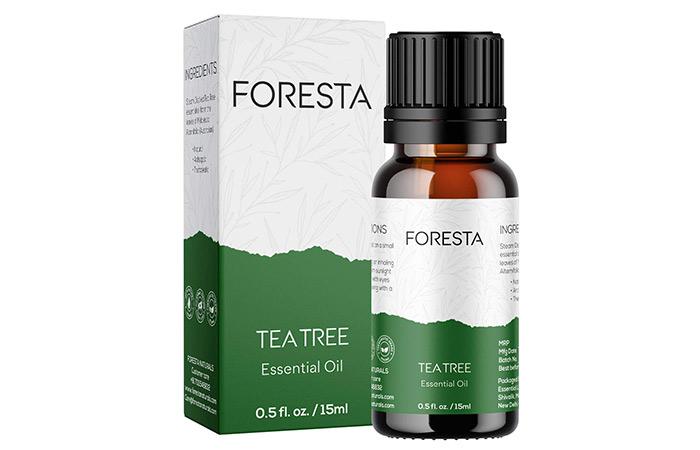 FORESTA Tea Tree Essential Oil
