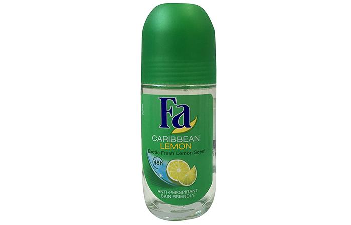 Fa Caribbean Lemon Anti-Perspirant