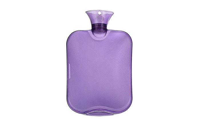 Force24 Transparent Hot Water Bag