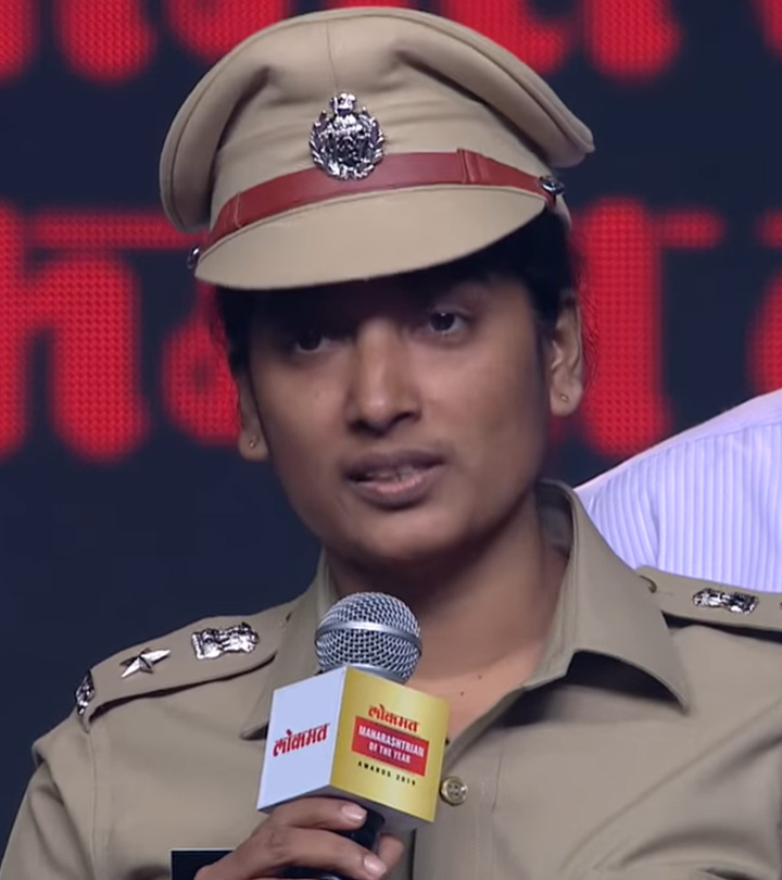 From High School Dropout And Young Mom To Spokesperson For The Mumbai Police, N. Ambika's Story Is Truly Inspirational