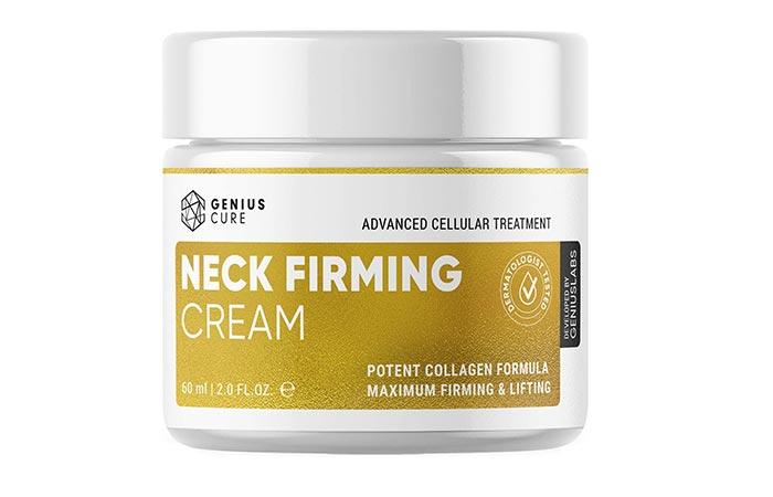 Genius Cure Neck Firming Cream