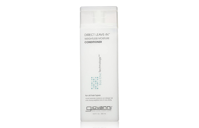 Giovanni Hair Care Direct Leave-In Weightless Moisture Conditioner