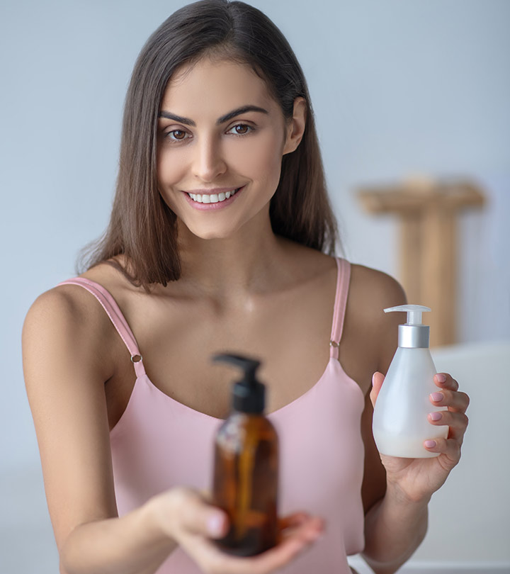 Hair Serum And Hair Oil: The Difference Explained