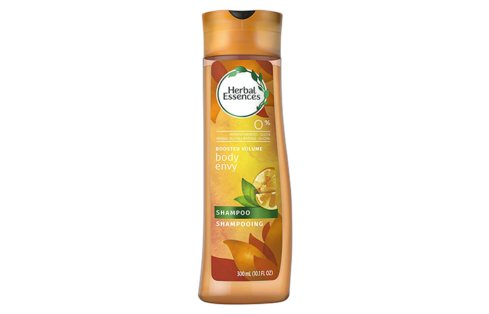 Herbal Essences Body Envy Volumizing Hair Shampoo