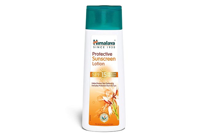 Himalaya Protective Sunscreen Lotion