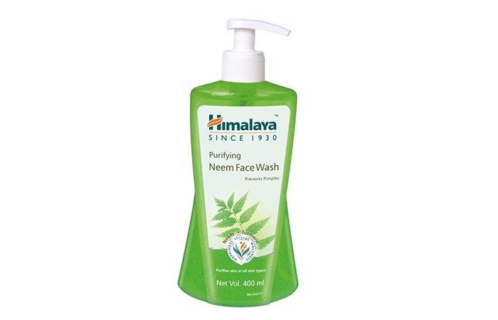 Himalaya Purifying Neem Face Wash