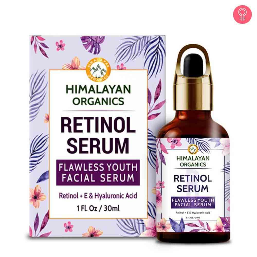 Himalayan Organics Retinol Serum