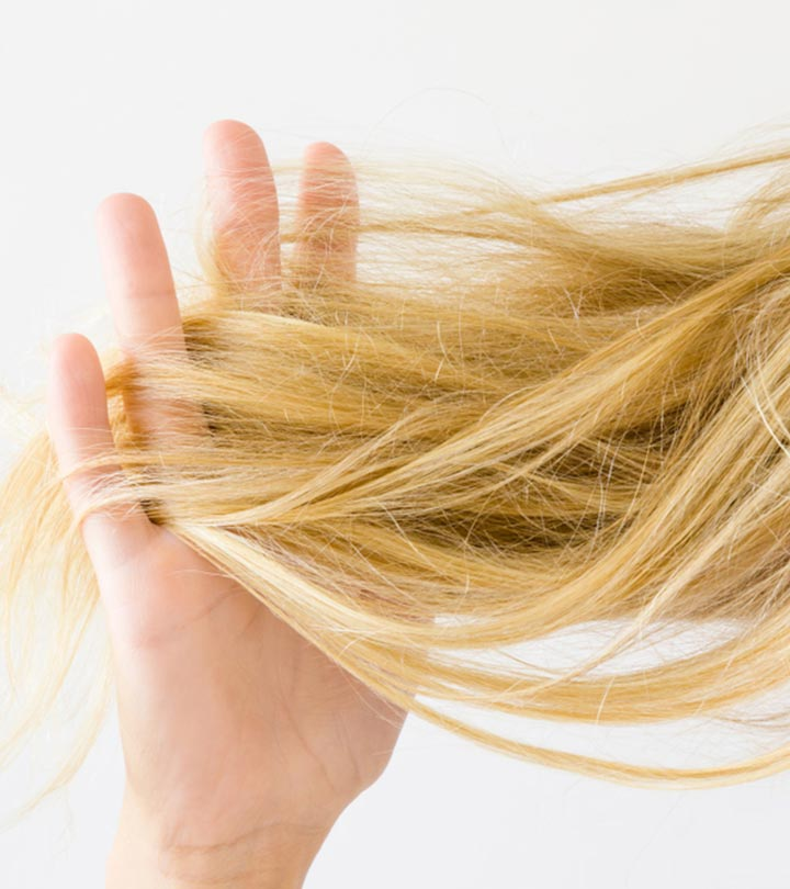 How To Fix Frizzy Straight Hair