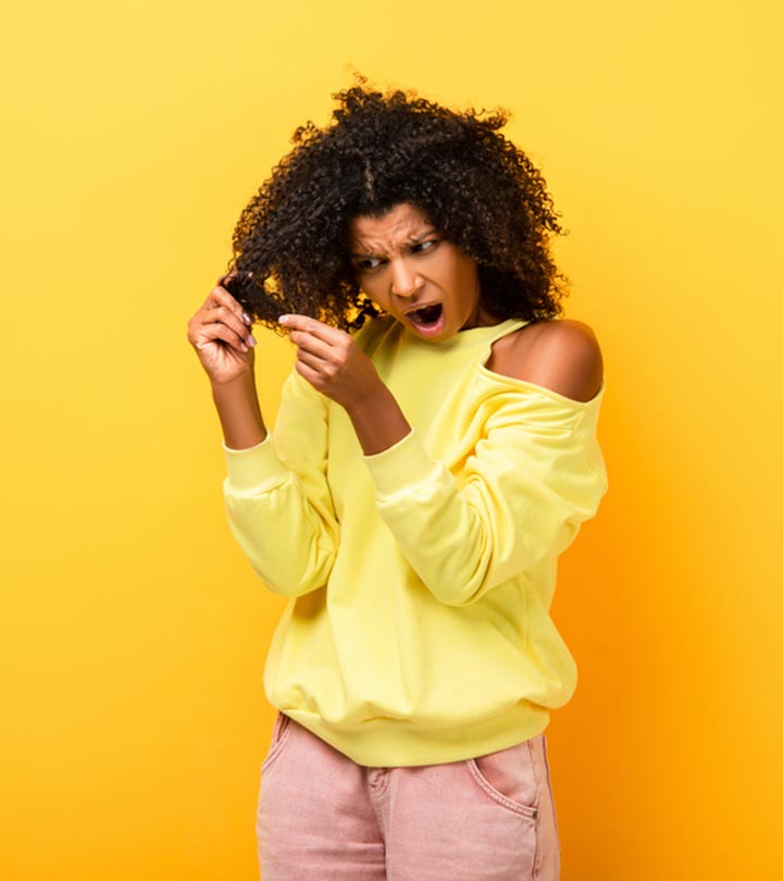 How To Get Rid Of Fairy Knots In Natural Hair