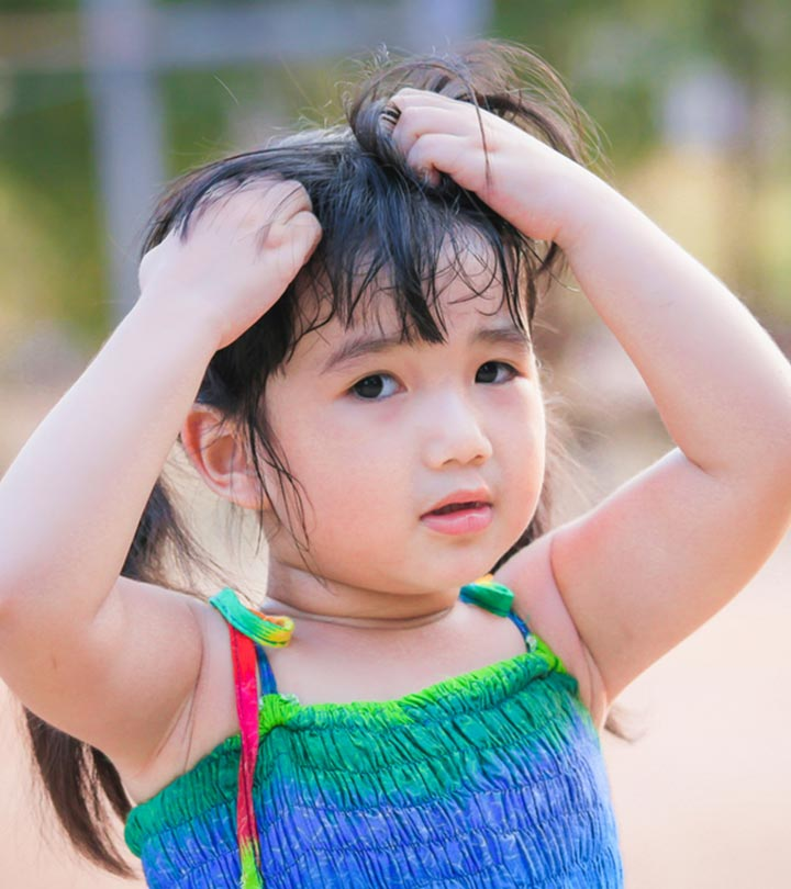 How To Treat Dandruff In Kids: Causes And Treatment