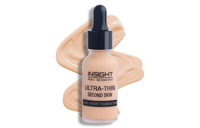 Insight Cosmetics Ultra-Thin Second Skin Long Wear Foundation