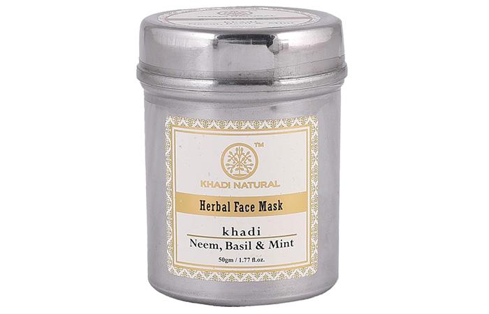 KHADI NATURAL Herbal Face Mask