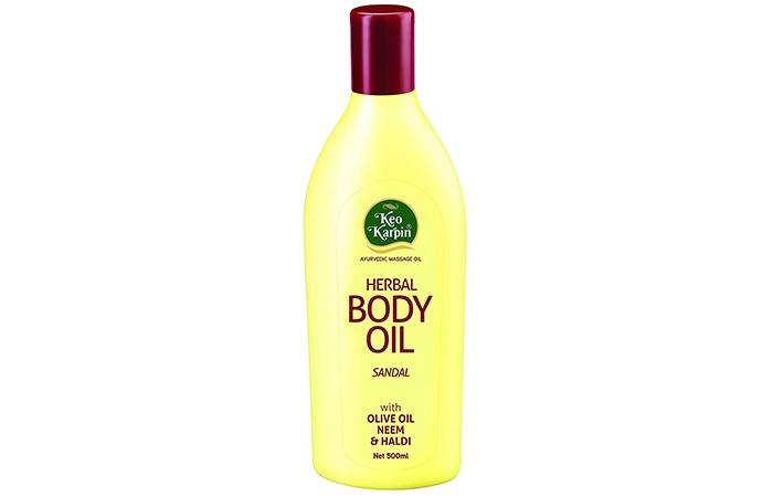 Keo Karpin Ayurvedic Massage Oil
