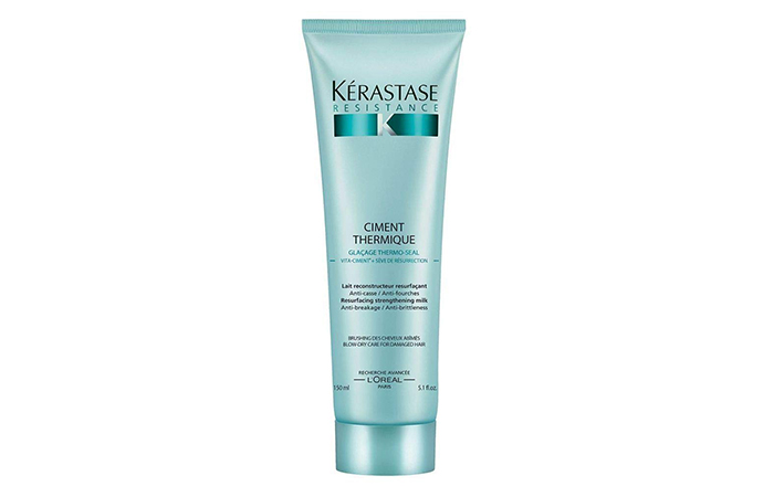 Kerastase Resistance Ciment Thermique Resurfacing Strengthening Milk
