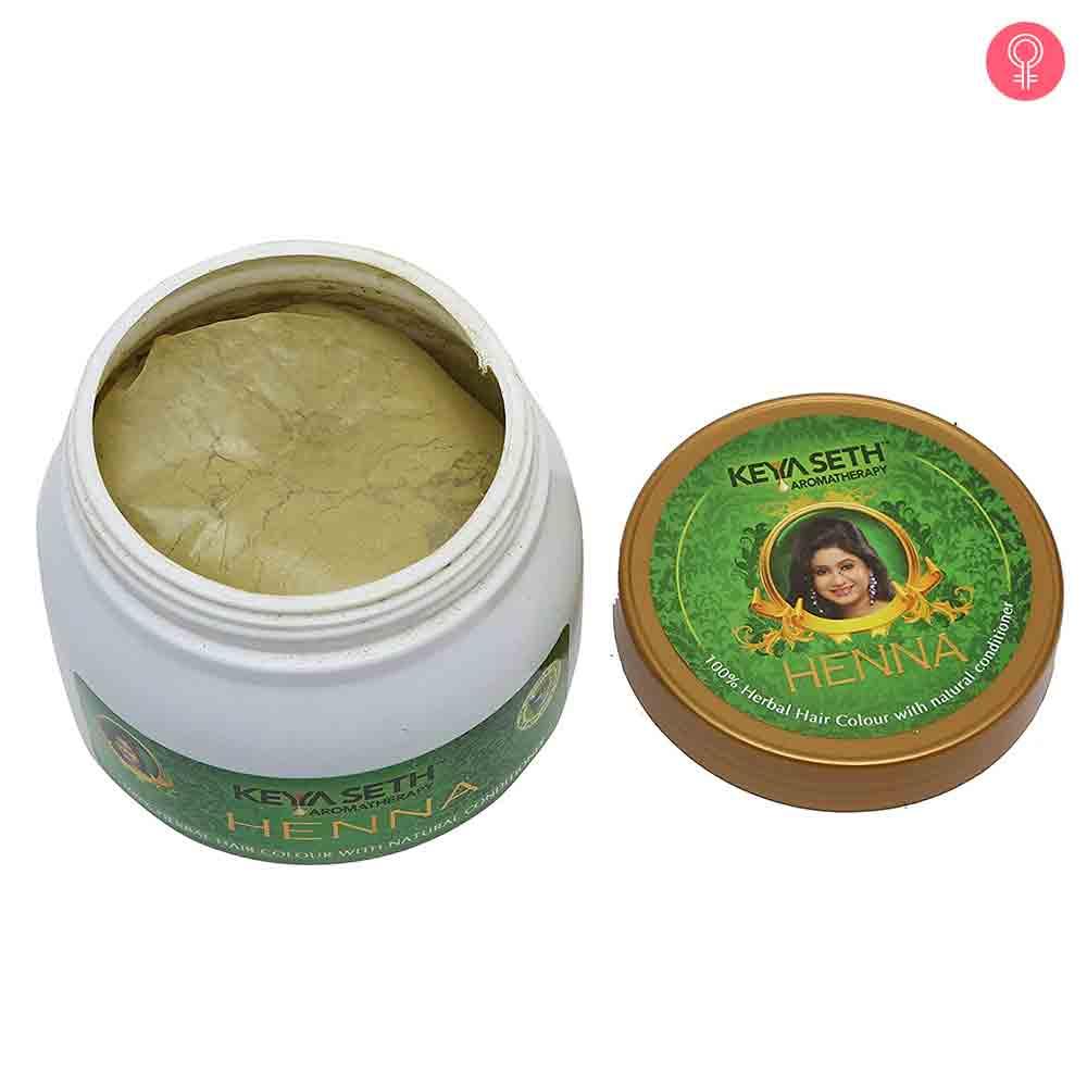 Keya Seth Aromatherapy Henna