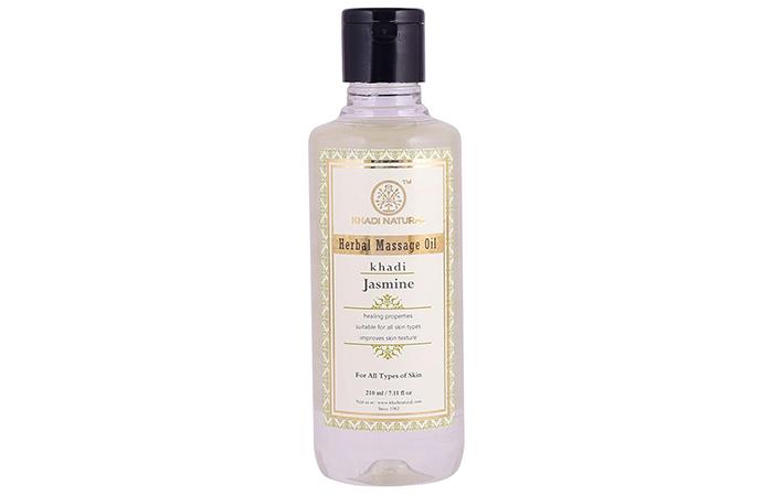 Khadi Natural Ayurvedic Jasmine Massage Oil
