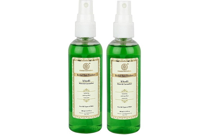 Khadi Natural Herbal Face Freshener