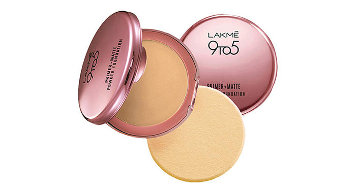 Lakme 9TO5 Primer-Matte Powder Foundation