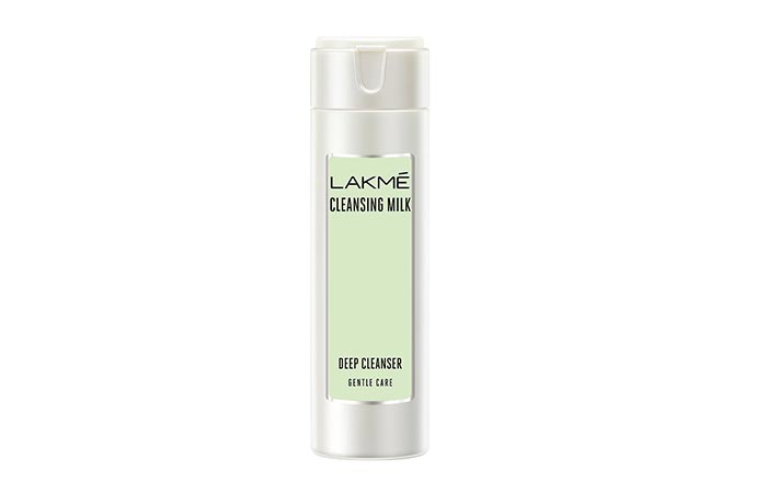 Lakmé Cleansing Milk Deep Cleanser - Lakme Products For Oily Skin