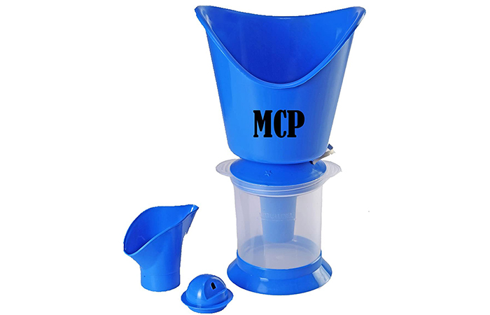MCP 3-in-1 Steam Inhaler