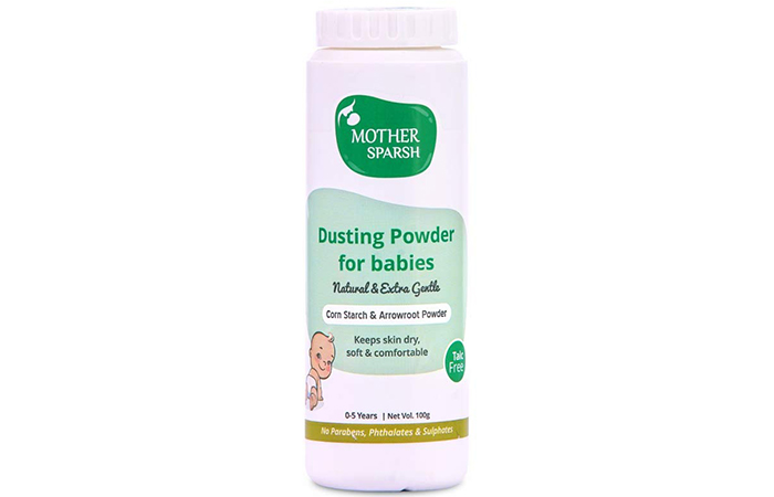 MOTHER SPARSH Dusting Powder For Babies