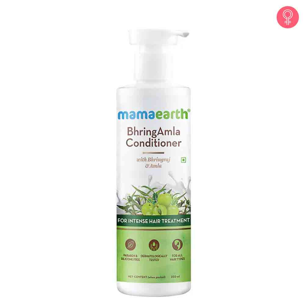 Mamaearth Bhringamla Conditioner With Bhringraj And Amla