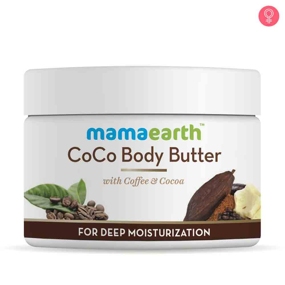 Mamaearth Coco Body Butter