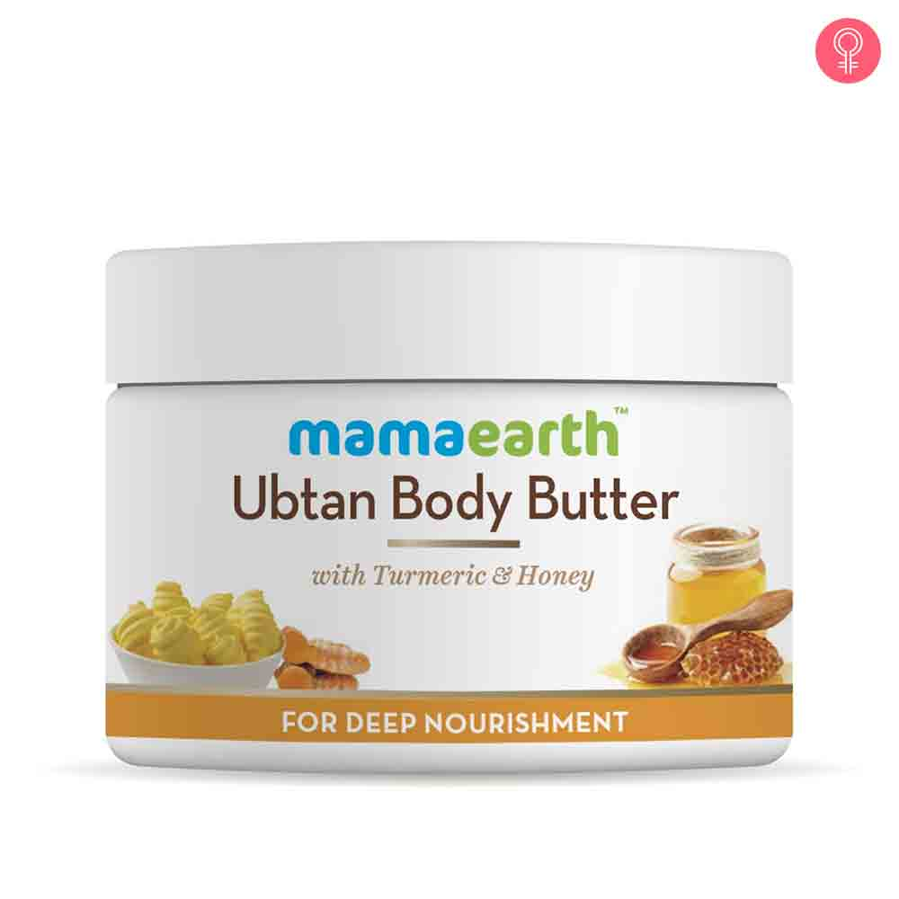 Mamaearth Ubtan Body Butter
