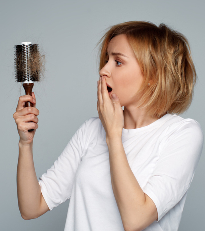 Medications That Cause Hair Loss