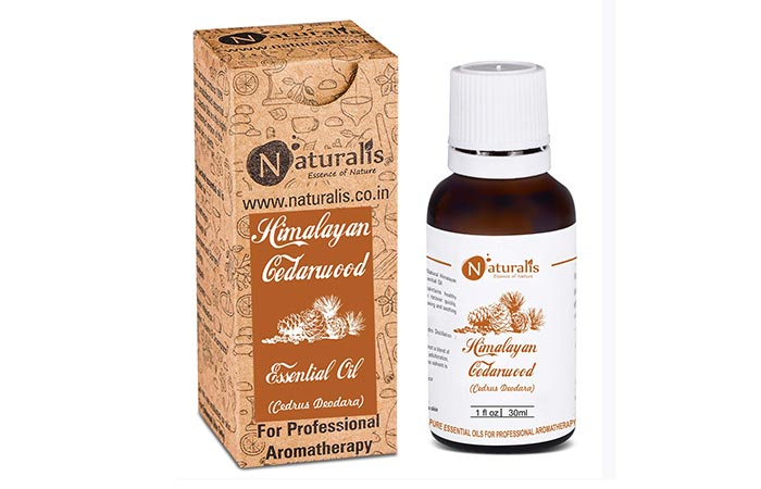 Naturalis Cedarwood Essential Oil