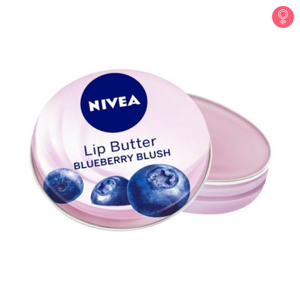 Nivea Blueberry Blush Lip Butter