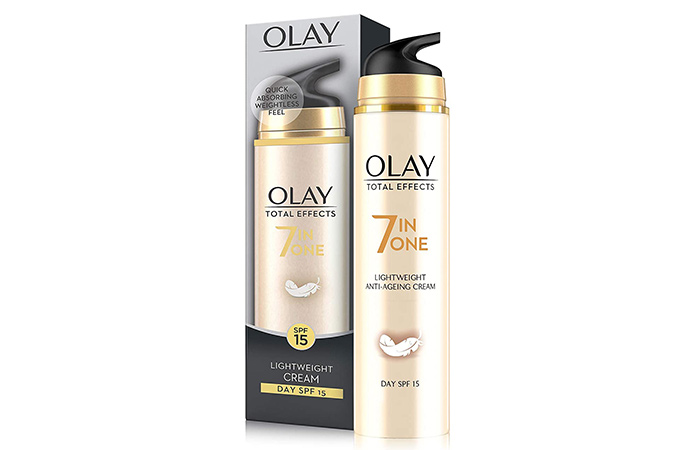 Olay Total Effects 7 In One Lightweight Anti-Ageing Cream