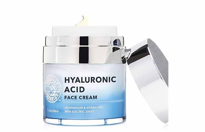 Organics Store Hyaluronic Acid Face Cream