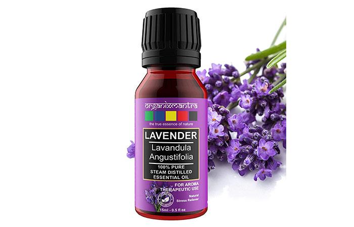 Organixmantra Lavender Essential Oil