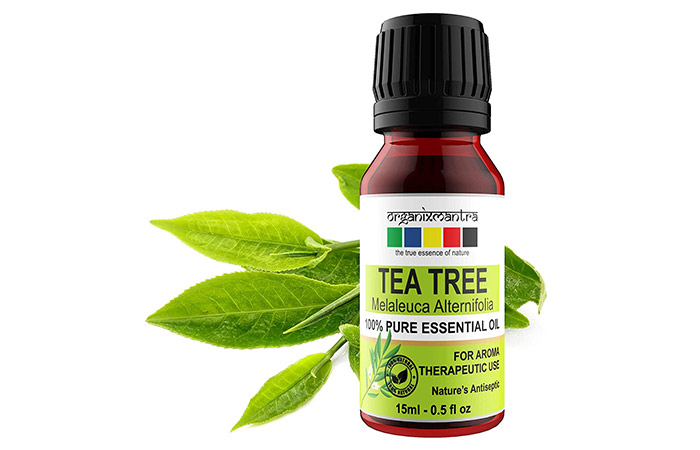 Organixmantra Tea Tree Essential Oil