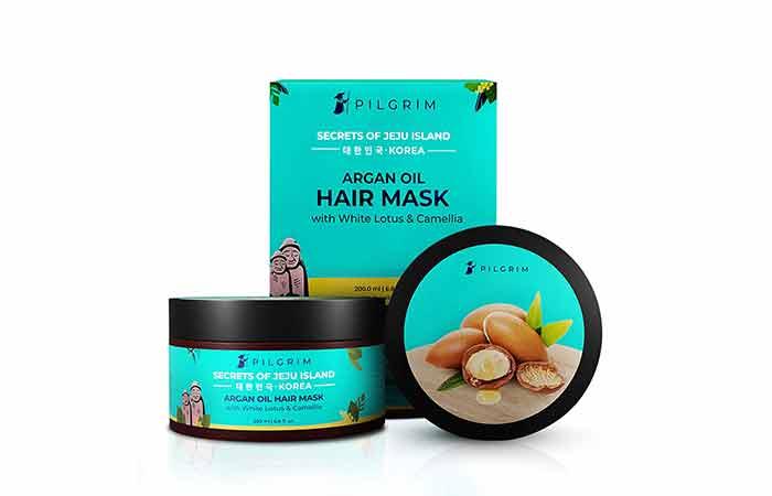 PILGRIM Argan Oil Hair Mask
