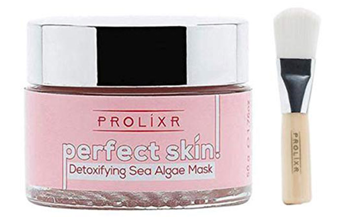 PROLIXR Detoxifying Sea Algae Face Mask