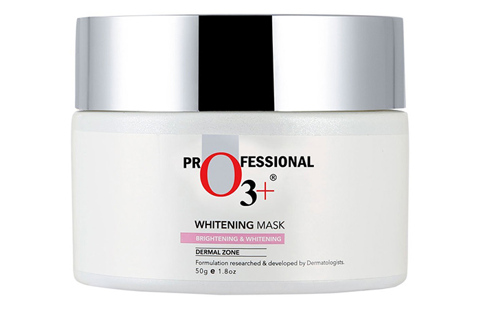 Professional O3+ Whitening Mask