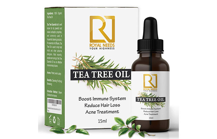 ROYAL NEEDS YOUR HIGHNESS Tea Tree Oil
