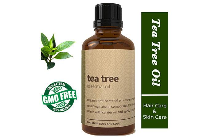Rouh Essentials Tea Tree Essential Oil