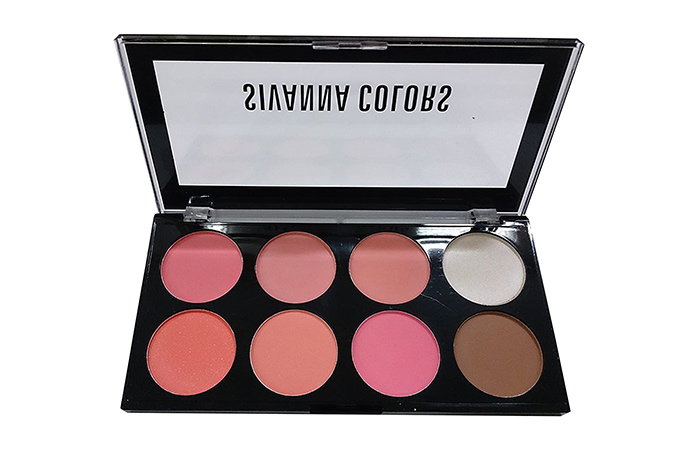 SIVANNA COLORS Ultra Blush Palette