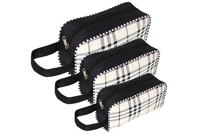 SNDIA Multipurpose Makeup Bag
