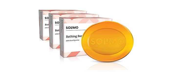 SOLIMO Bathing Bar