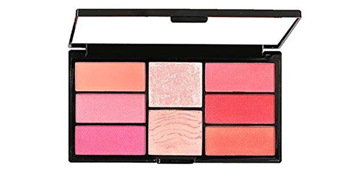 SWISS BEAUTY Pro Blush &Highlight
