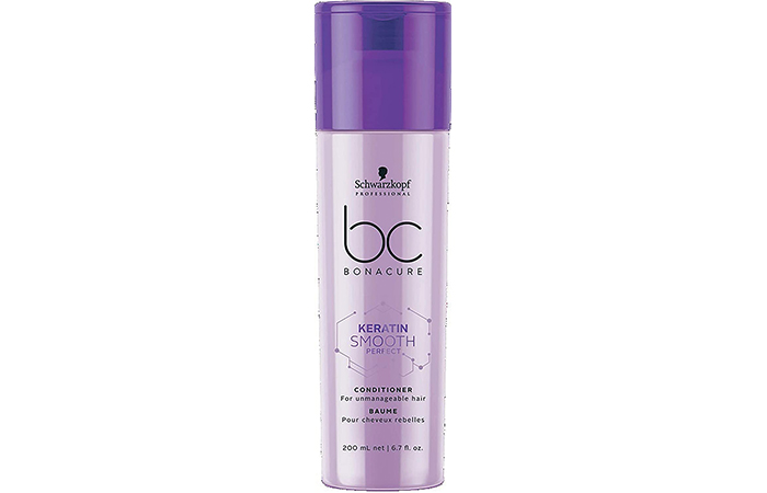 Schwarzkopf Professional bcBonacure Keratin Smooth Perfect Conditioner