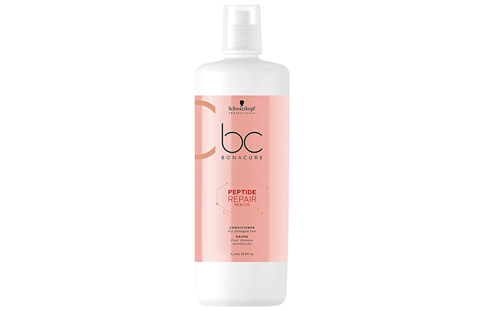 Schwarzkopf Professional bcBonacure Peptide Repair Rescue Conditioner