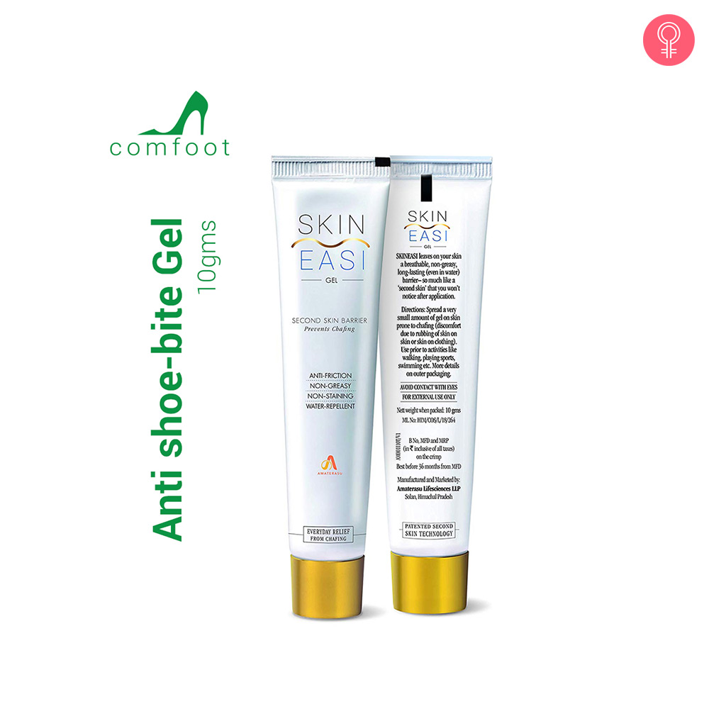 SkinEasi Comfoot Anti-Shoe Bite Gel